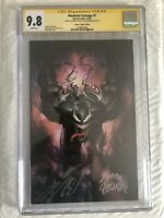 "Absolute Carnage #1 Granov Codex ""Virgin"" CGC 9.8 SSX2 Cates And Stegman"