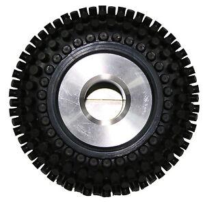 Riezler 117mm Diameter Wheels (4) for  FWL100 Crawler Drain Camera 4-0016-08-00