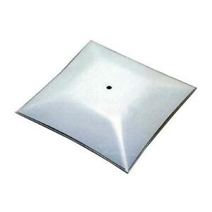 """Westinghouse Lighting Corp 81720 Glass Diffuser - White 12"""" Square (Pack of 12)"""