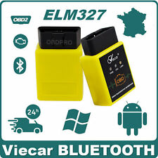 Viecar BLUETOOTH ELM327 V1.5 Interface diagnostic Scanner Windows Android OBDII