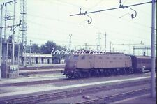 I42 - Dia 35mm slide original: Italy Italia Ferrovie FS Elok ???, '60s