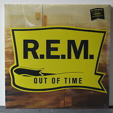 R.E.M. Out Of Time' Remastered 180g Vinyl LP REM NEW/SEALED