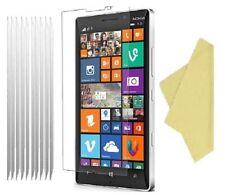 [10 Pack] Ultra Clear Lcd Screen Protector Cover Guards for Nokia Lumia 930