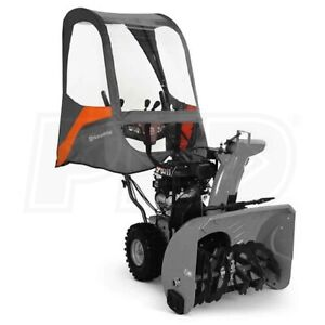Husqvarna Deluxe Snow Blower Cab. Fits Most Models! Easy Installation! 531308201