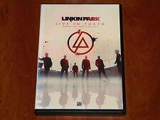 LINKIN PARK CHESTER BENNINGTON DVD LIVE IN MAKUHARY HALL TOKYO JAPAN 2007 New