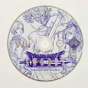 Nintendo Wii Spiel DRAGON QUEST SWORDS dt. PAL Square Enix Rollenspiel