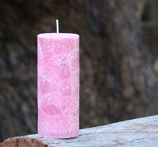 400hr 1.7kg Massive FRANKINCENSE & ROSES Triple Scented Natural Pillar CANDLE