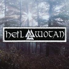 Heil Wotan - Walknut | Embroidered Patch | Pagan / Viking Metal | Paganism