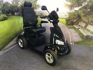 🌞SPRING SALE🌞RASCAL VISION - 8 MPH CLASS 3 LARGE ALL TERRAIN ROAD SCOOTER✨