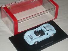 1:43 Spark Resin Handbuilt Abarth 1000 SP 1968 Sports Car Italy n Fiat Le Mans