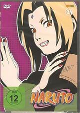 Naruto - Vol. 24  Episoden 101-104 auf DVD NEU+OVP