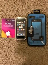 Apple iPod touch 6th Generation S.Gray 64GB /Lifeproof Case / $100 iTunes BUNDLE