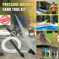Sand and Water Blaster Nozzle