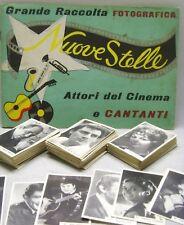 NUOVE STELLE-SUPERCARTA 1965- FIGURINA a scelta-STICKER at choice-RECUPERATA