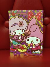 Sanrio My Melody And Friend Purple Lunar Year Envelope 8pcs (C5)