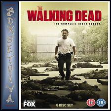 THE WALKING DEAD - COMPLETE SEASON 6  *BRAND NEW DVD**