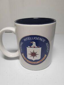 CIA Central Intelligence Agency Logo Seal  Coffee Cup Mug