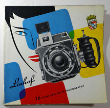 LINHOF 70 YEARS SERVICE TO PHOTOGRAPHY