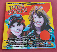 TIMES SQUARE  LP ORIG FR  BOF  OST  NEW WAVE PUNK 80