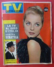 TV S.C.N. - 19/1961 - VIRNA LISI - CLAN SINATRA - CLAN CELENTANO