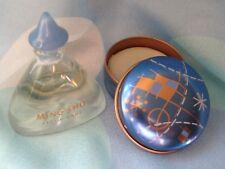 Yves Rocher Ming Shu Parfum Miniatur 7,5 ml + Creme Parfum in Box neu