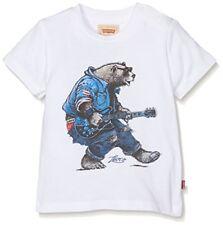 T-shirts et hauts blancs Levi's pour garçon de 2 à 16 ans en 100% coton