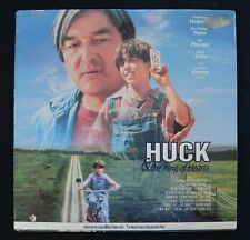 HUCK & THE KING OF HEARTS  (1993)  LASERDISC  NEW   RARE  SEE DESCRIPTION