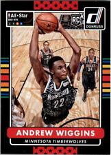 Andrew Wiggins #AS1 Donruss 2014/15 NBA Basketball Rookie Card