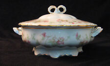 """Maple Leaf by Hutschenreuther - 10"""" round Serving Bowl with Lid"""