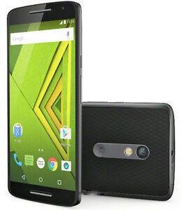 Unlocked Motorola Moto X Play XT1562 Original GSM / HSPA / 4G LTE 21MP CAMERA