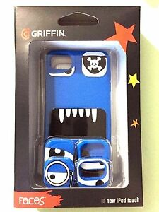 Griffin interchangeable Faces Gel Case for Apple iPod touch 5th 6th Generation