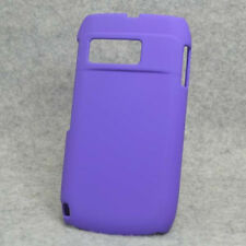 New Purple Rubberized Matte Hard case cover Skin for Nokia E6