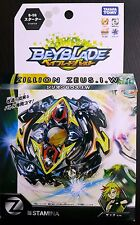 Beyblade Burst B-59 Starter Zillion Zeus .I.W + Bey Launcher  Authentic New