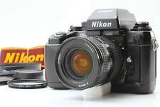 NEAR MINT Nikon F4 S/N 259XXXX 35mm SLR  w/AF Nikkor 24-50mm f3.3-4.5 D JAPAN