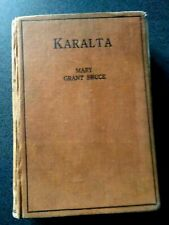KARALTA BOOK HB MARY GRANT BRUCE 1942