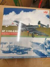 HOBBYMASTER FERTIGMODELL Messerschmitt Bf 110 G-2/R3 im Maßstab 1:72