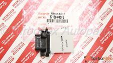 Toyota Tacoma 2005-2018 Blower Motor Resistor Genuine OEM  87138-04052