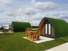 GRP/Composite Glamping, Pod Shell, Garden Office,  Self Build Kit (3m x 5m)