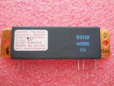 1PCS BGY33  Encapsulation:MODULE,VHF power amplifier modules