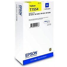 Cartucho tinta Epson C13t755440 amarillo XL