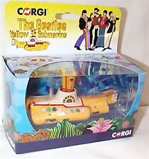 THE BEATLES YELLOW SUBMARINE DIECAST MODEL, NEW BOXED CORGI CC05401