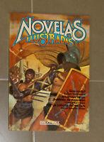 Novelas ilustradas Bruguera