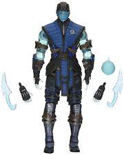 "Mortal Kombat 10 X Sub-Zero (Ice Version) 6"" Action Figure PX Exclusive VARIANT"