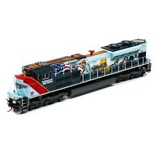 ATHEAN GENESIS G11110 UNION PACIFIC SD70ACe POWERED by OUR PEOPLE  DC DCC READY