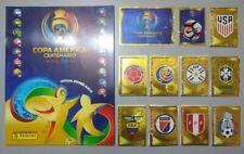 Copa America USA Centenario 2016 Panini Set Complete Stickers + Album