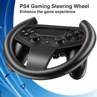 PS4 Car Gaming Racing Steering Wheel Driving Controller Playstation4 Accessories