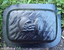 Gostatue football abs plastic brick mold mould concrete plaster casting mold