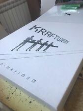 Kraftwerk Minimum Maximum live 4 lp Boxset 180g