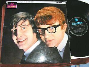 PETER AND GORDON -    Peter And Gordon,   ORIGINAL 1964 UK MONO LP.....NICE COPY