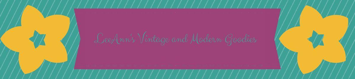 Leeann's Vintage and Modern Goodies